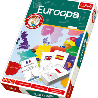TREFL Educational game Europe (EST)