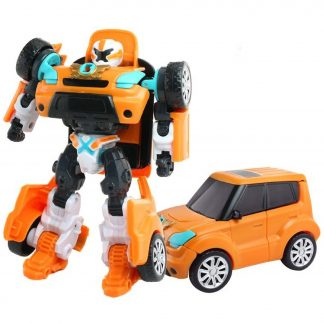 YOUNG TOYS TOBOT Transformeris Tobot X