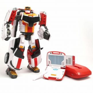 YOUNG TOYS TOBOT Transformeris Tobot V