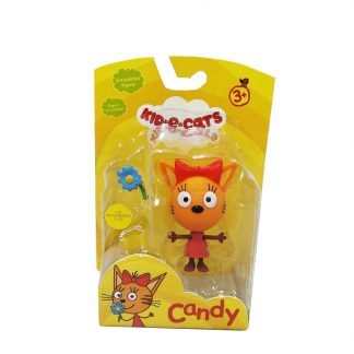 TOY PLUS KID-E-CATS Figūrėlė, 8 cm