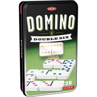 "TACTIC Žaidimas ""Domino Double 6"""