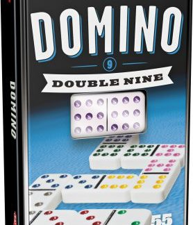 "TACTIC Žaidimas ""Domino Double 9"""
