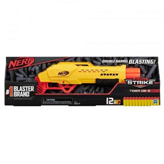 HAS NERF šautuvas ALPHA STRIKE TIGER DB 2