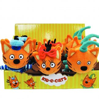 TOY PLUS KID-E-CATS Pliušinis žaislas, 12 cm